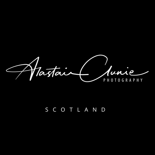 Logo, Alastair Clunie Photography